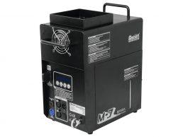 Verticale rookmachine 1500 watt RGB LED's