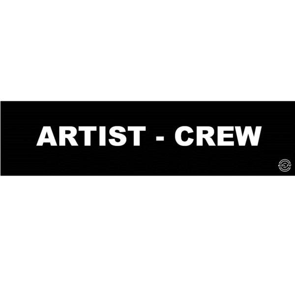 Spandoek artist-crew huren