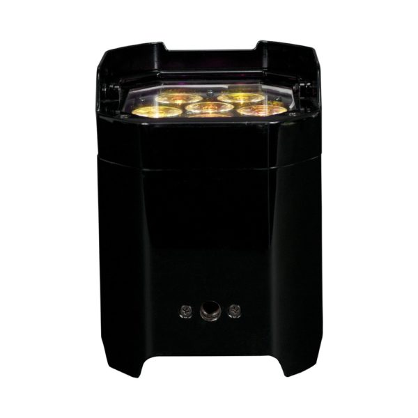 QAIP Draadloze accu LED spot huren