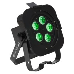 LED Flat Par RGBA DMX huren