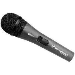 Sennheiser E825 S Handheld microfoon bedraad