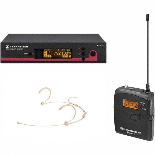 Sennheiser EW G3 Draadloze headset microfoon