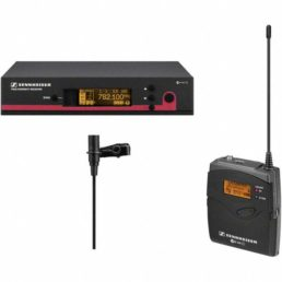 Sennheiser EW122 G3 Draadloze dasspeld microfoon