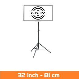 LCD Scherm huren - Verhuur van LED scherm 32inch - FullHD op statief